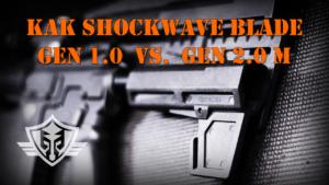 KAK Shockwave Blade Pistol Brace