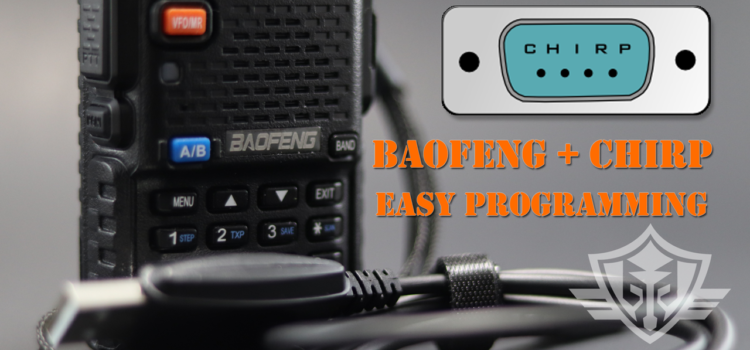 Programming the Baofeng UV-5R with CHIRP | Fast and Easy!