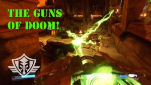 Doom 2016 Screenshot