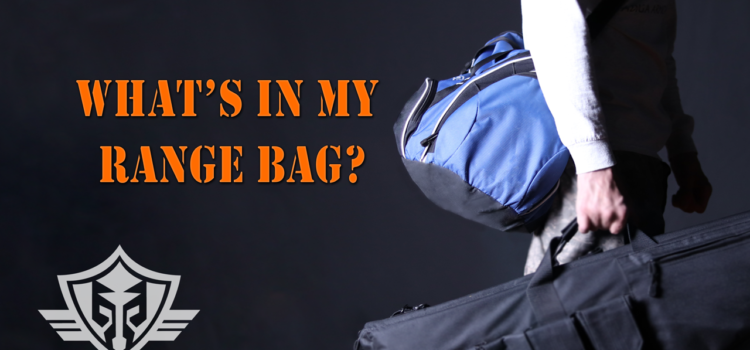What's In My Shooting Range Bag? [My Essential Gear for the Gun Range: Show and Tell]